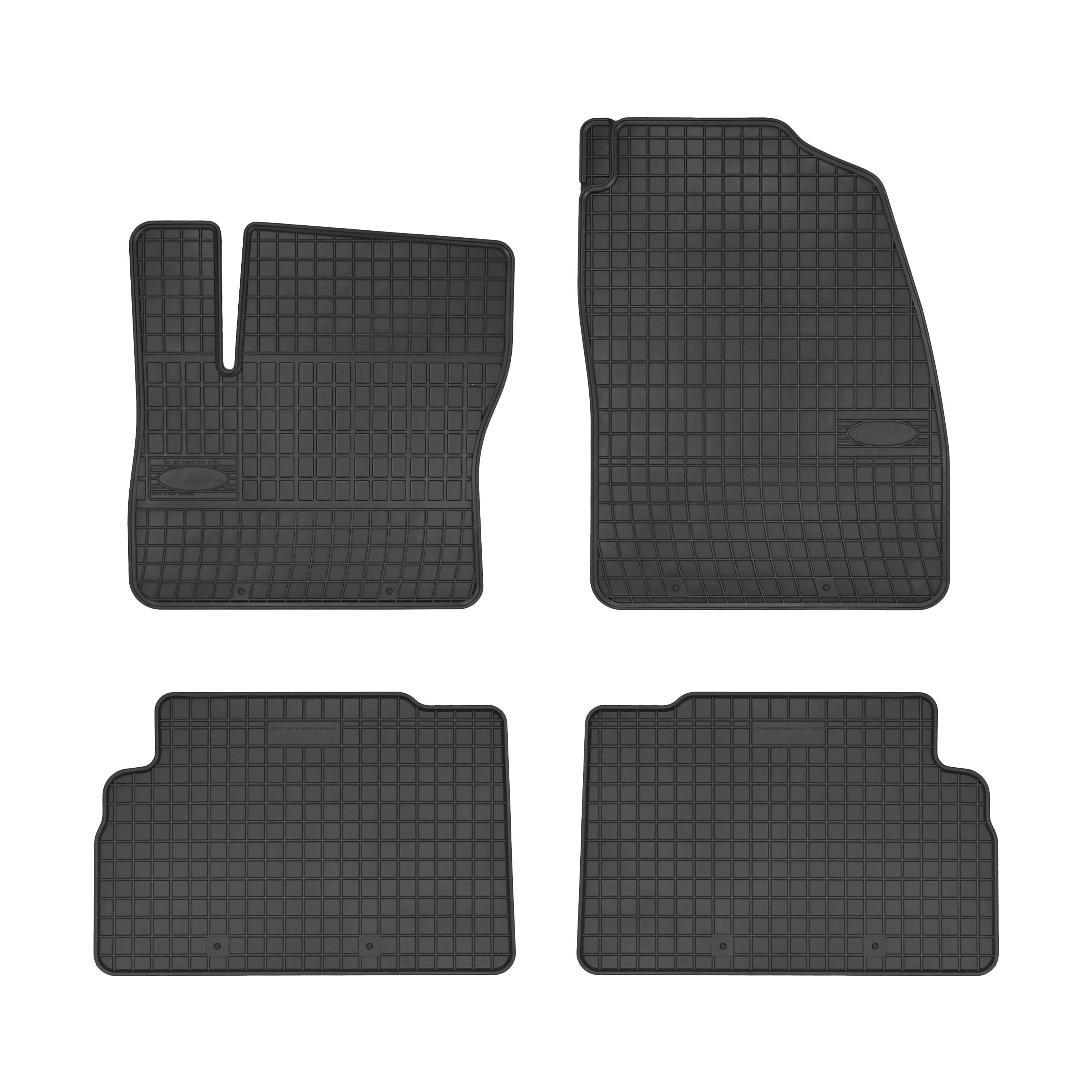 Premium Fußmatten für Ford C-Max 2 II ab Bj 2010