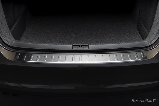 Ford Kuga 2 Chrome Edelstahl Ladekantenschutz mit Abkantung