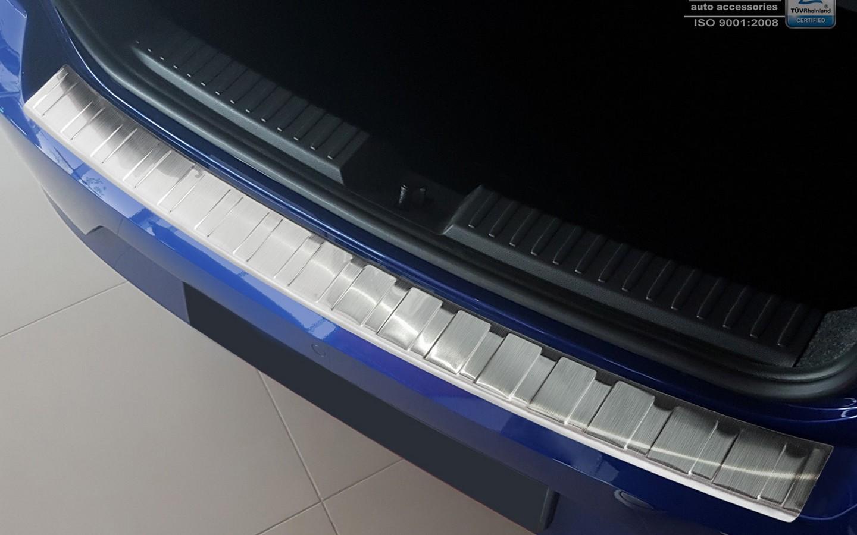 Ladekantenschutz Seat Ibiza IV 3D Carbonfolie 160/µm stark