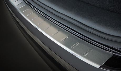 OPPL Ladekantenschutz für Mercedes A-Klasse W169 2008-2012 Kunststoff ABS