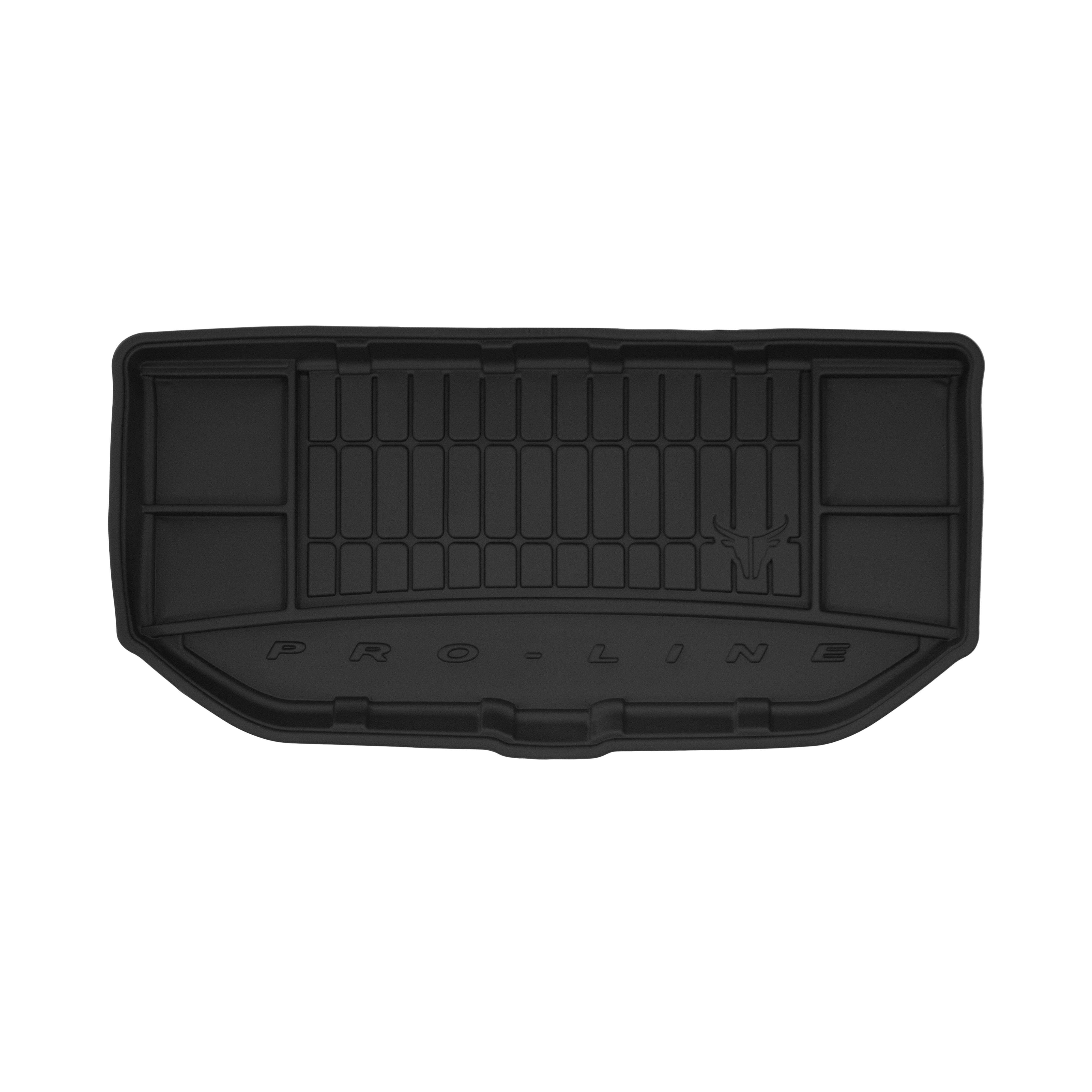 Kofferraumwanne mit Anti-Rutsch für Skoda CITIGO oberer Ladeboden ab 2012