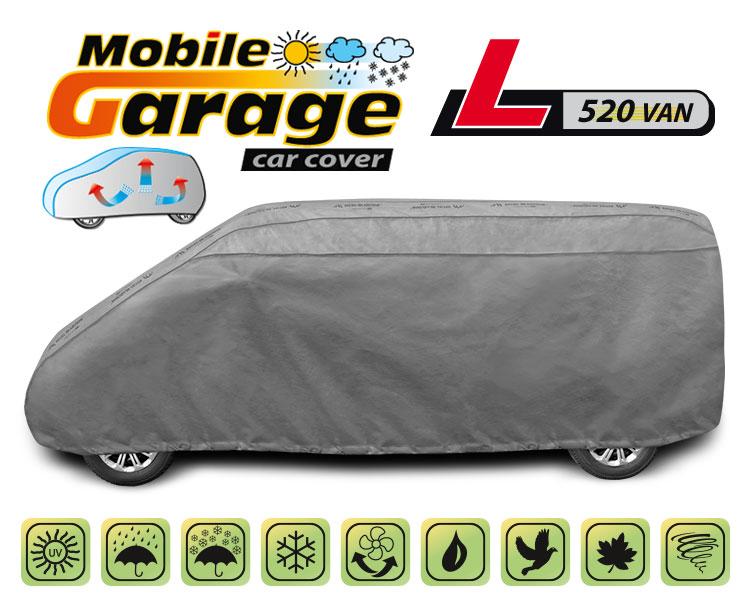 Vollgarage für VW Volkswagen T6 Caravelle Langversion Kleinbus 04.15