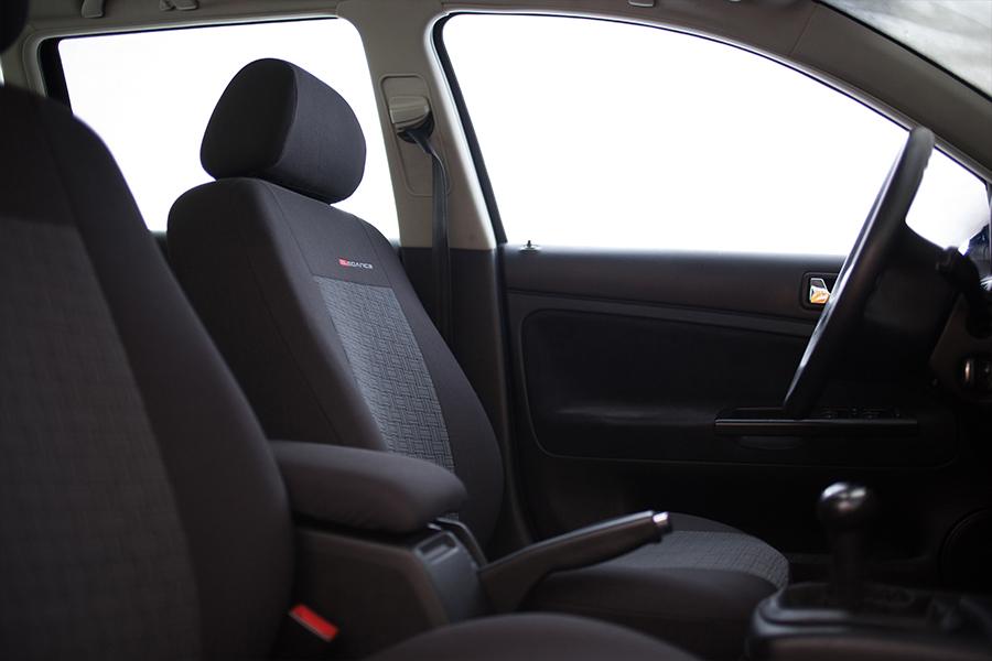 Sitzbezüge Sitzbezug Schonbezüge für Opel Vectra Komplettset Elegance P1