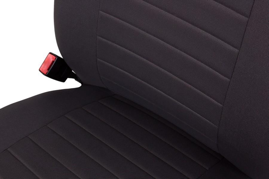 Sitzbezüge Sitzbezug Schonbezüge für BMW 1 Komplettset Elegance P4