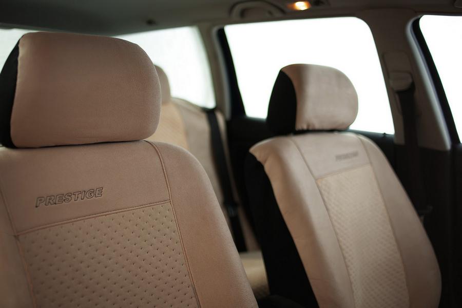 Universal Autositzbezüge für Audi Q5 Schwarz Sitzbezüge Schonbezüge PKW Prestige